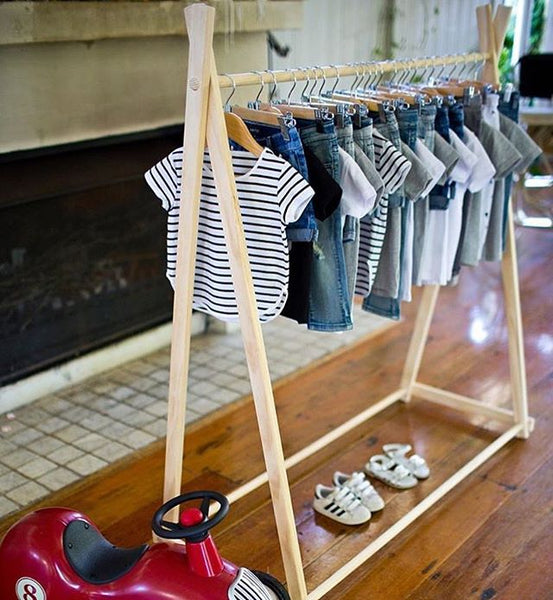 Large Clothes Rack