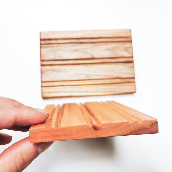 Wooden Soap Saver - Limited Edition
