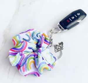 Promise Keychain Scrunchies