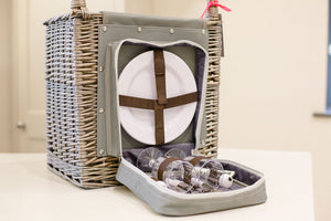 New!! Large Luxury Chilled Picnic Hamper