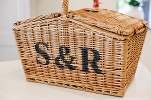 New LARGE Slope Sided Classic Hamper