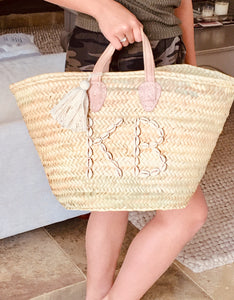 The Millie Petit Cowrie Shell Basket