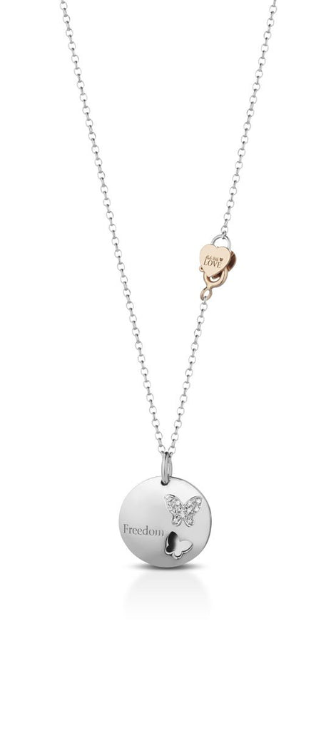 Collana le petit butterfly MADEWITHLOVE™