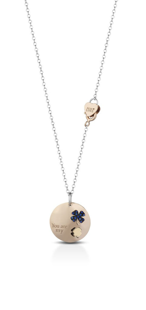 Collana le petit flower clover MADEWITHLOVE™