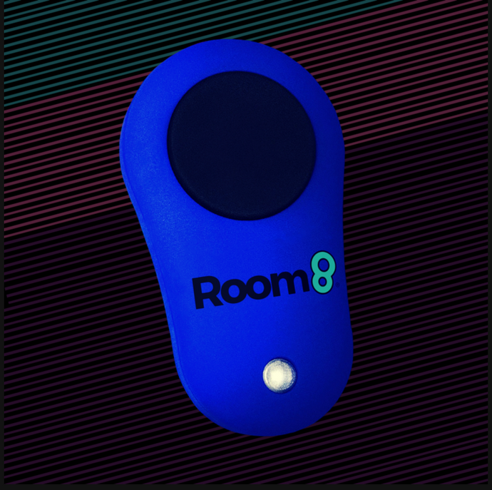 Introducing The Room8 Button