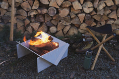 Stahl Camper | Recommended For Use With The Fire Pit Sling