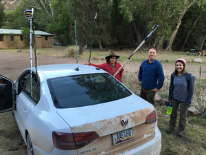 Field Survey Training - Arizona: 20-27 May 2019