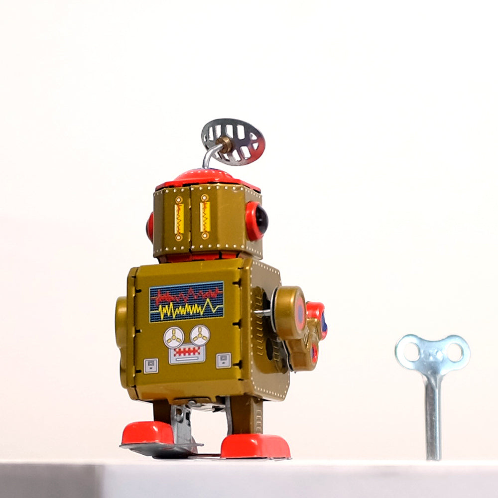 "Roboter ""Big Band"""