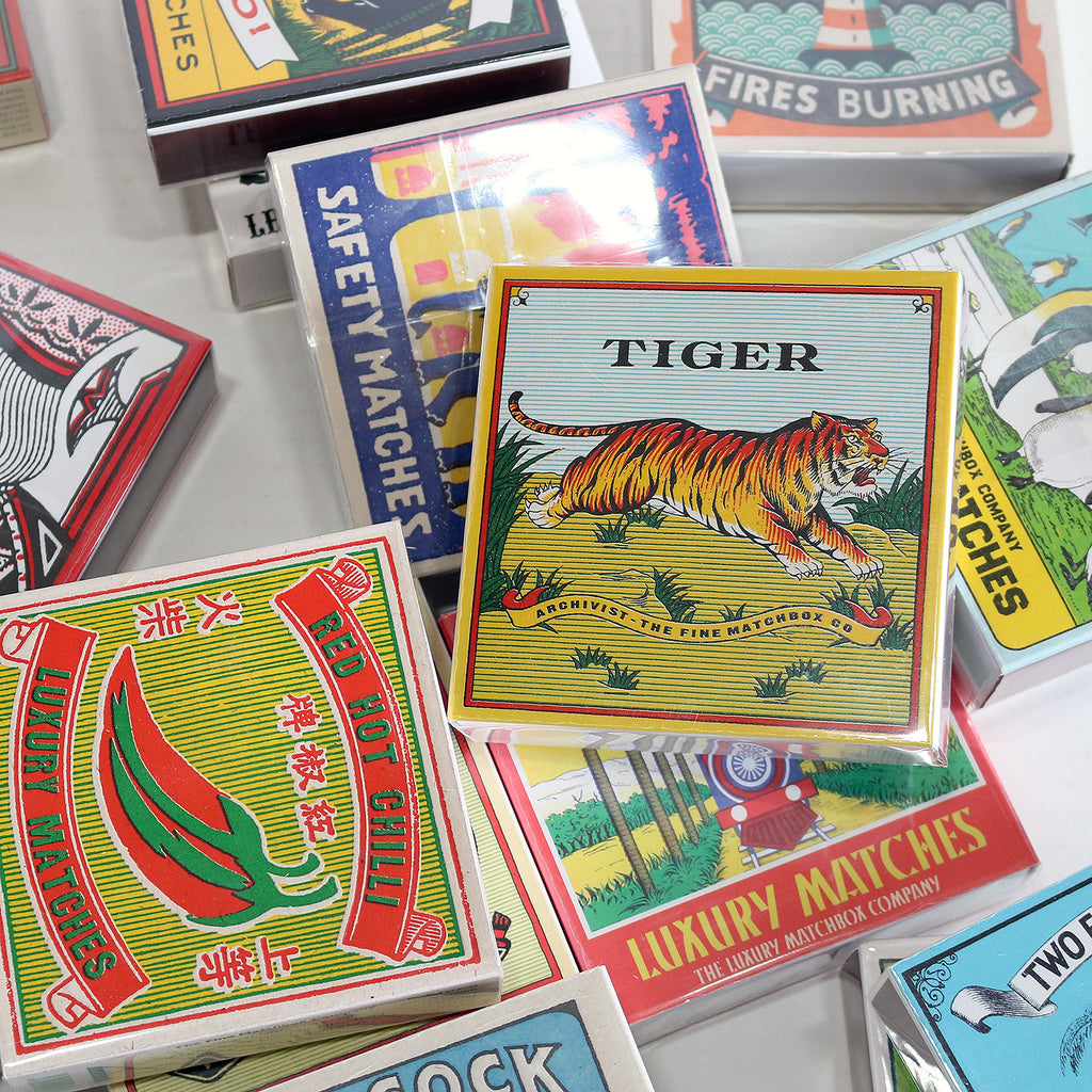 Matches TIGER