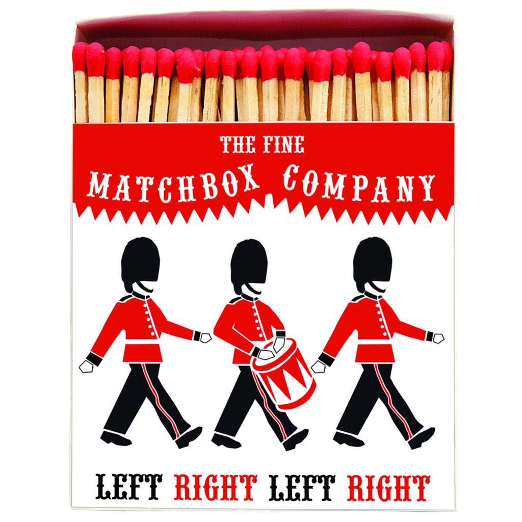 Matches SOLDIERS