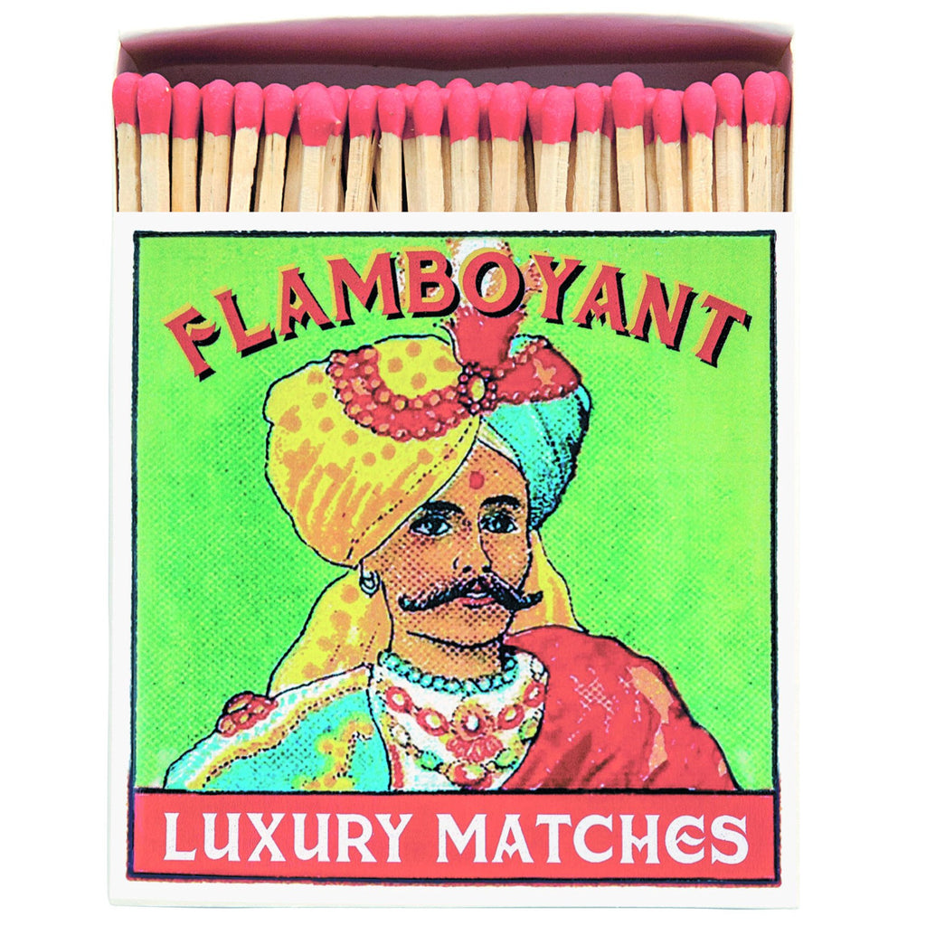 Matches FLAMBOYANT