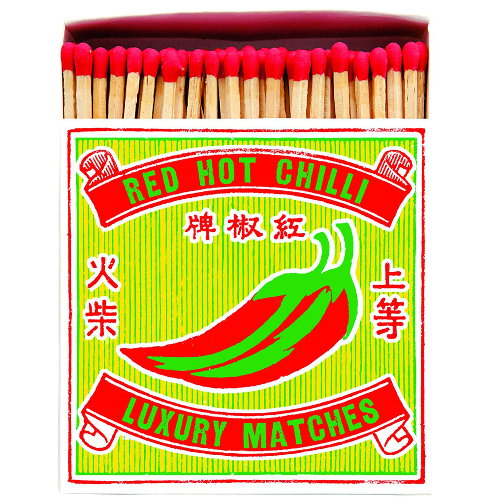Matches CHILLI