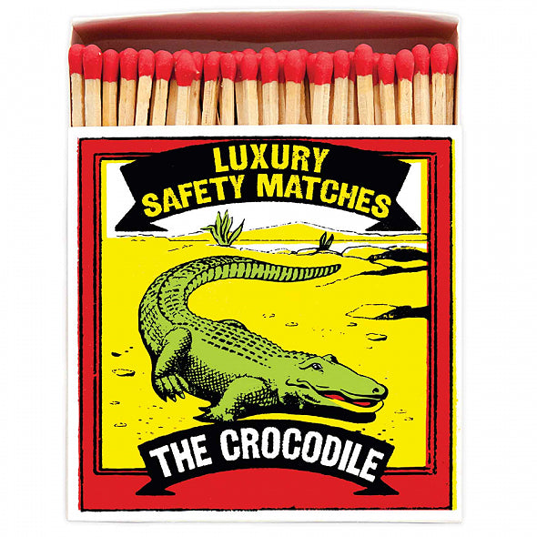 Matches CROCODILE