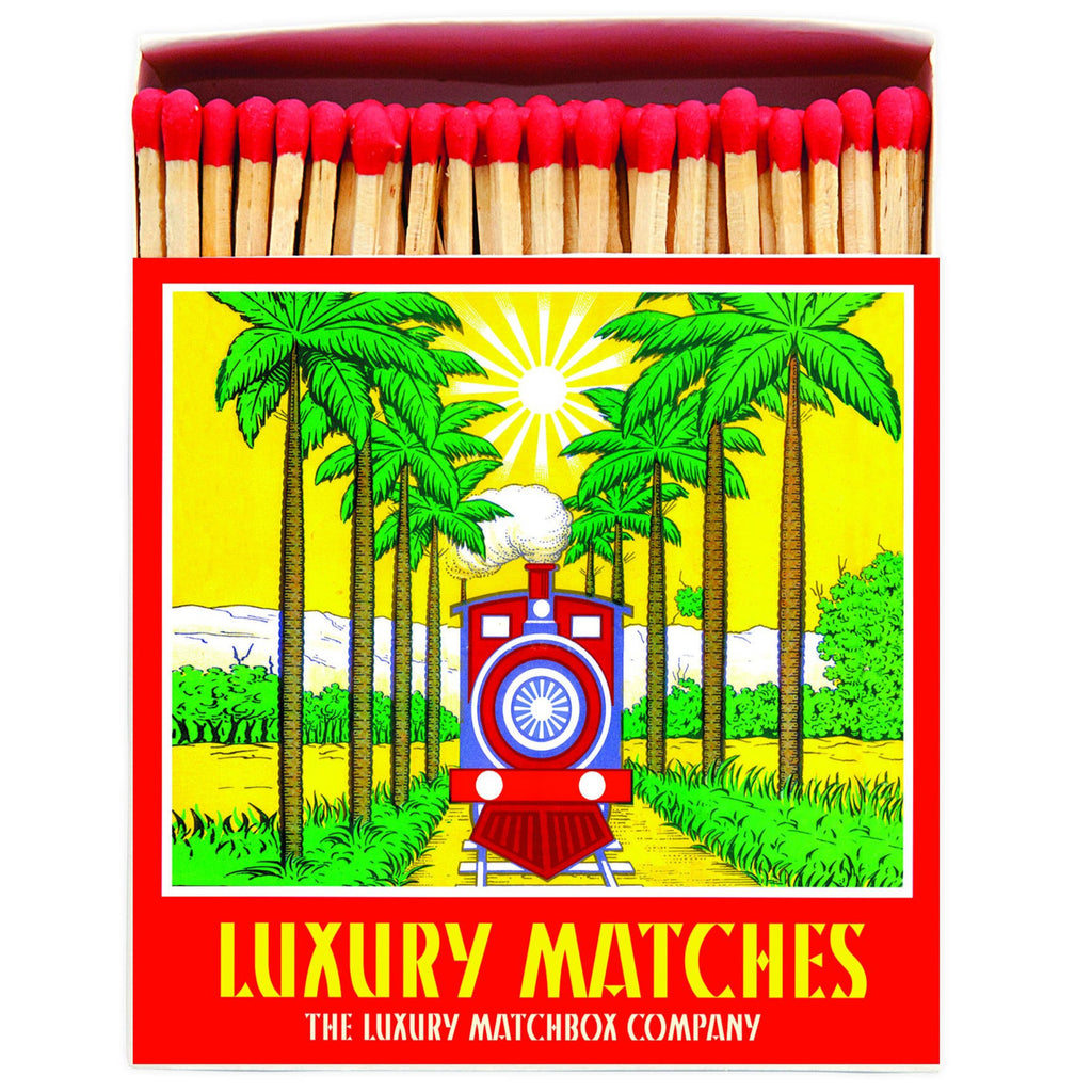 Matches TRAIN