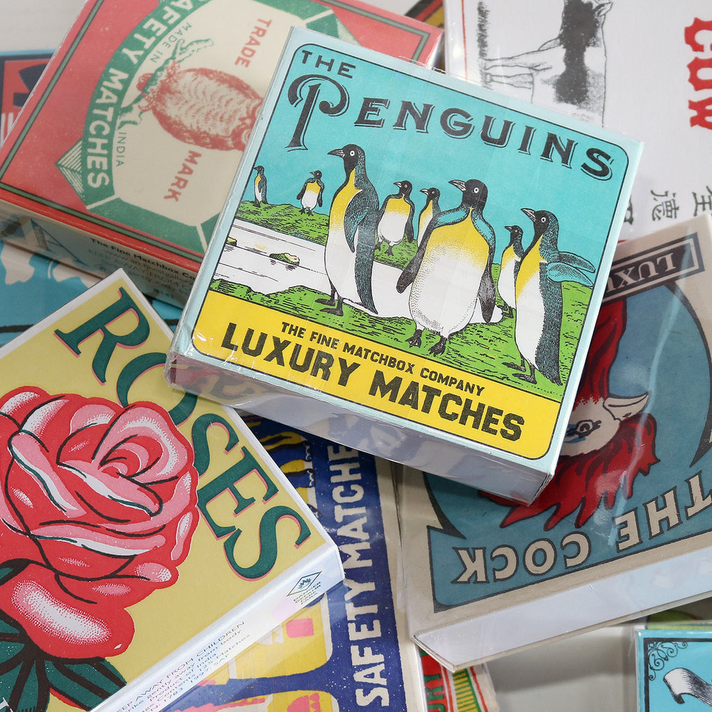 Matches PINGUIN