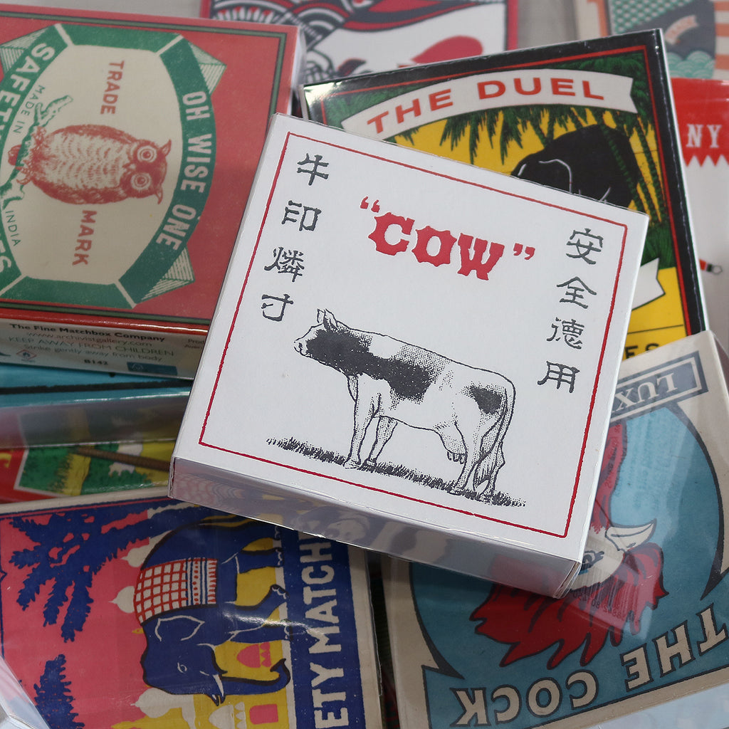 Matches COW