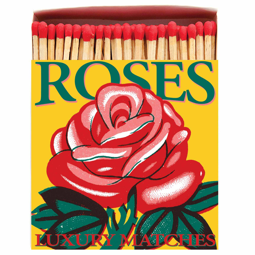 Matches RED ROSE
