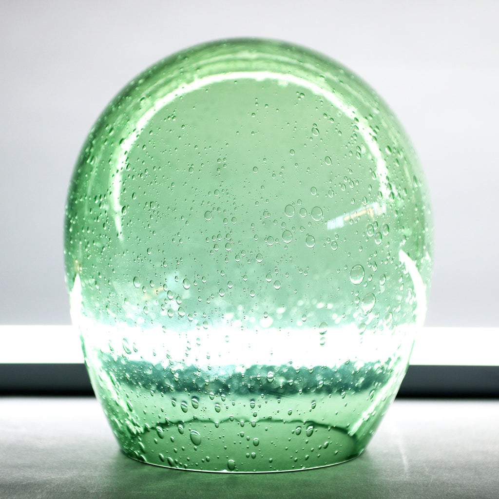 BUBBLE GREEN (mit Bubbles)