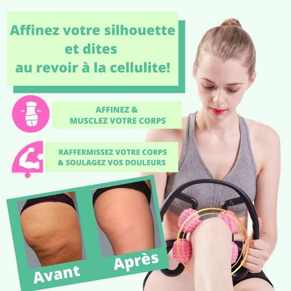 Masseur Anti-Cellulite - BOOTY BOOST®