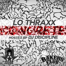 "Load image into Gallery viewer, Lo Thraxx ""Concrete"" Album"
