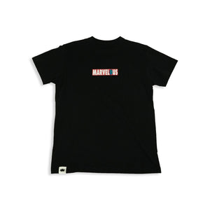 "Marvelous ""Protect The Earth"" T-Shirt (BLACK)"