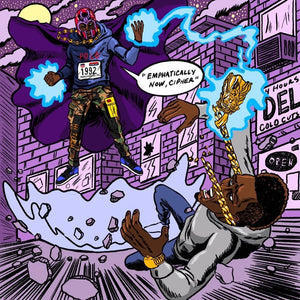 "Raz Fresco ""Magneto Was Right Issue #5"" Album"