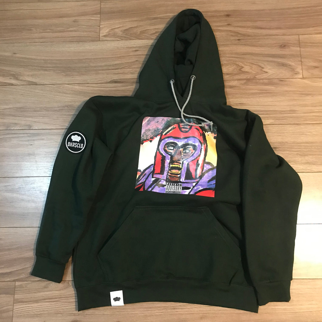 Issue Number Four Hoodie