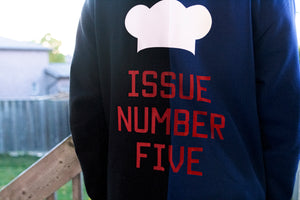 Issue Number Five Hoodie