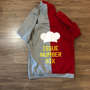 Issue Number Six Hoodie