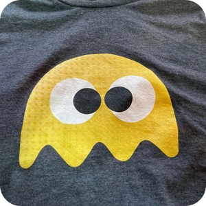Yellow Ghost T-Shirt