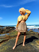 Castaway Blouse in Sand