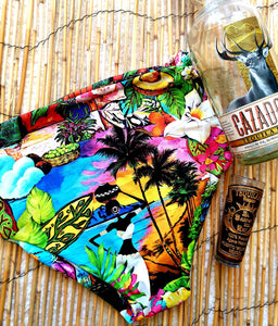 Sayulita High Waisted Bikini Bottom