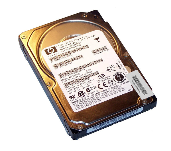 73GB 10K SAS 2.5 Hard Drive (375863-004)