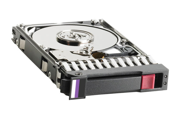 HP 72GB 10K 3Gbps SAS 2.5 Hard Drive w/ Tray (389346-001)