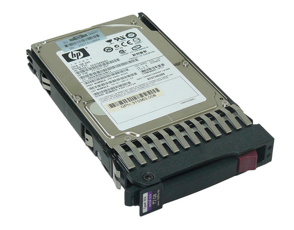 HP 72GB 10K SAS 2.5 Hard Drive (434916-001)