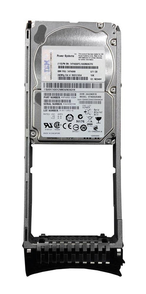 IBM 600GB 10K 6Gbps SAS 2.5 Hard Drive (49Y7406)