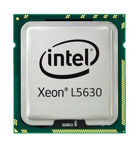 594891-001 HP XEON L5630 QUAD CORE 2.13GHz 12M 5.86GT/s 40W PROCESSOR