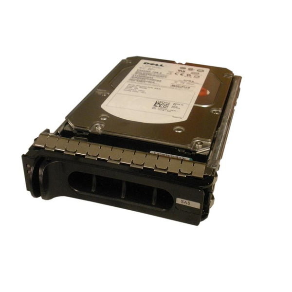 Dell 300GB 15K 3Gbps SAS 3.5 Hard Drive (H704F)