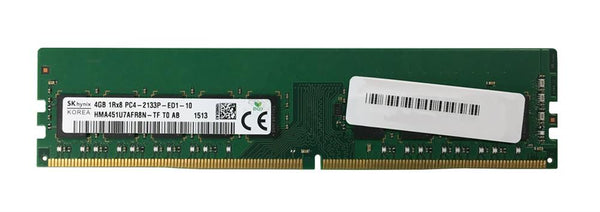 Hynix 4GB 1Rx8 PC4-2133P DDR4 ECC Registered Memory (HMA451U7AFR8N-TF)