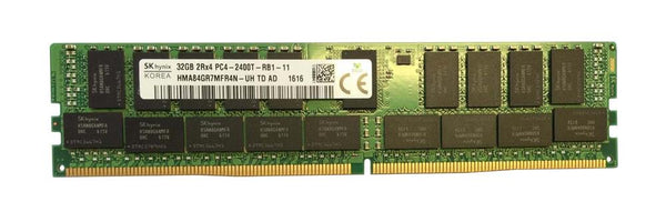 Hynix 32GB 2Rx4 DDR4-2400T PC4-19200 ECC Registered Memory (HMA84GR7MFR4N-UH)