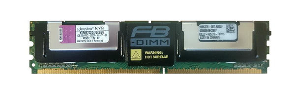 (2 X 4Gb) 240-Pin DDR2 SDRAM ECC Registered DDR2 667 (PC2 5400) Server Memory Model Kvr667D2D4P5K2/8G (KVR667D2D4P5K2/8G)