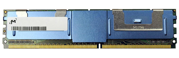 Micron 8GB DIMM PC2-5300F DDR2 667MHz Fully Buffered Cl5 240-Pin Memory (MT36HTF1G72FZ-667C)
