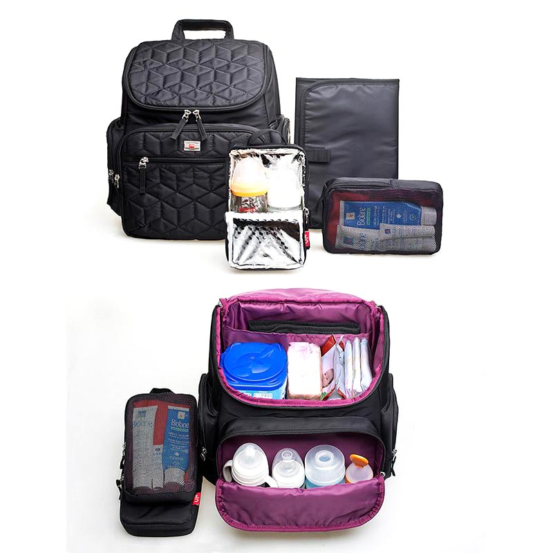 Multi-Function Spacious Diaper Bag - SV1301