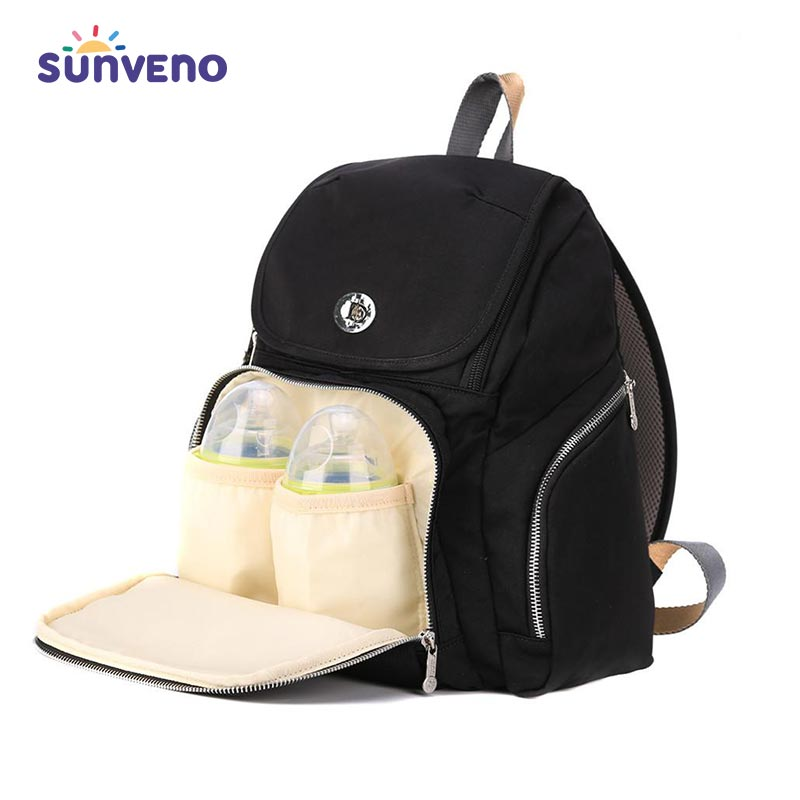 Sunveno Multi Storage MultiColor Diaper Backpack - SV22155