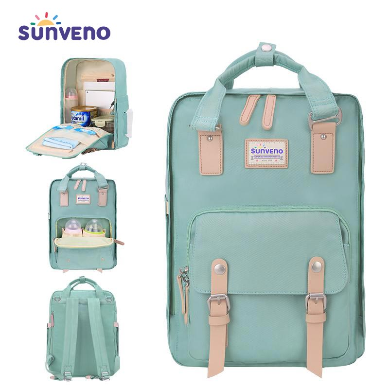 Spacious and Trendy Mummy Backpack - SV5776