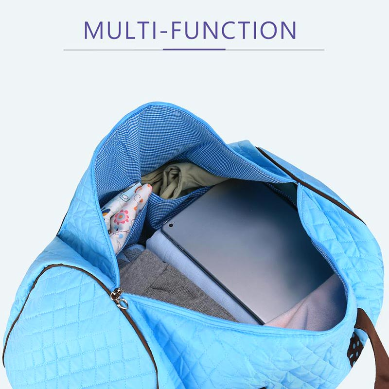 Stylish & Spacious Travel Bag - SV21080