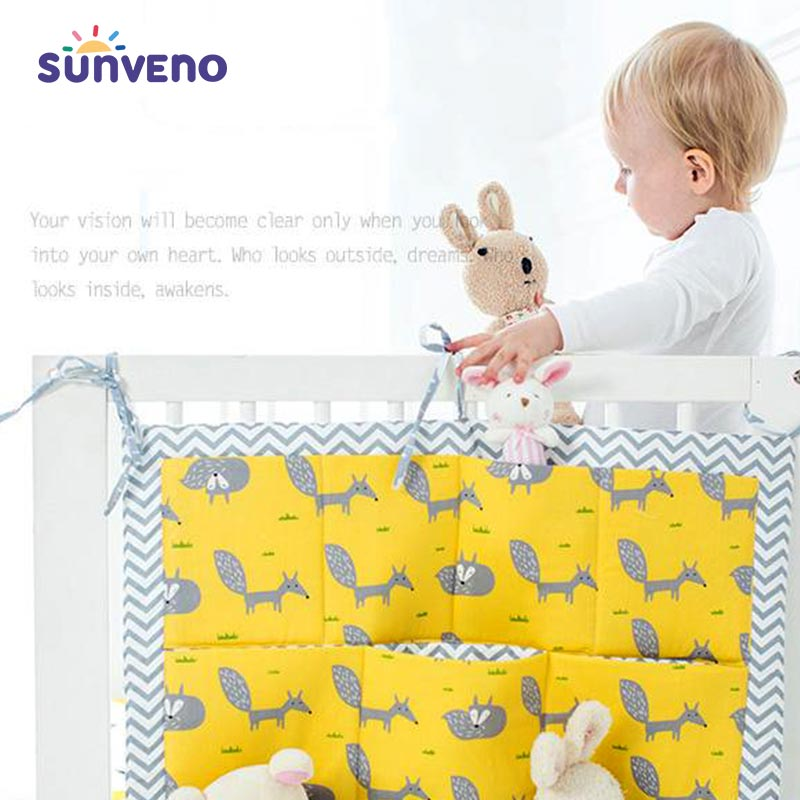 Multi Pattern Cute Baby Comfortable Designer Bed Bumper - SV5566