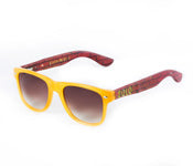 RAW Artist Robert Piper painted SOLO Eyewear sunglasses