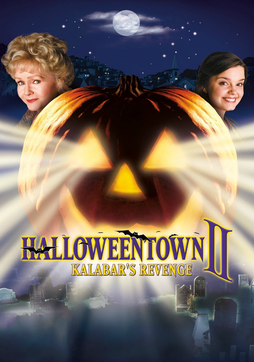 Halloweentown Sequels (2, 3, & 4)