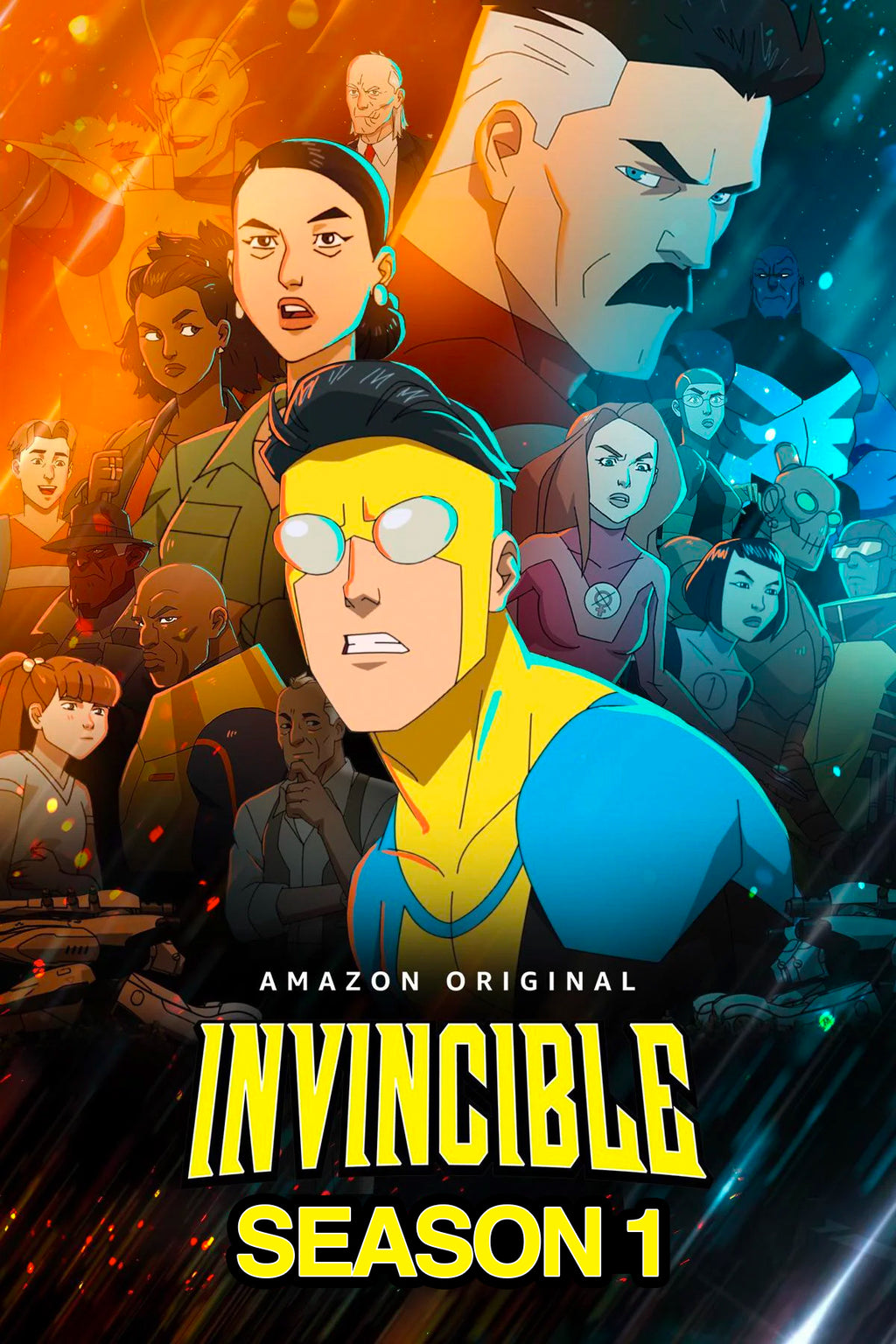 Invincible: Season 1